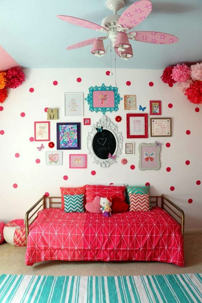 Décor Inspirations for your Baby Girl's Room