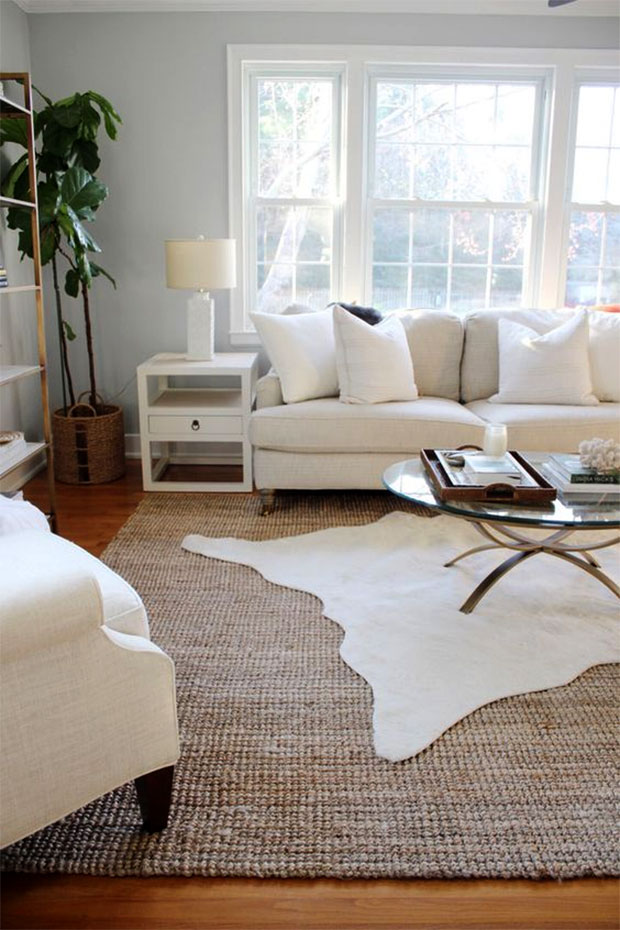 Simply Pick Two Different Colors And Textures To Spruce Up A Room Or Add Fur Blanket Luxurious Vibe Your Interior