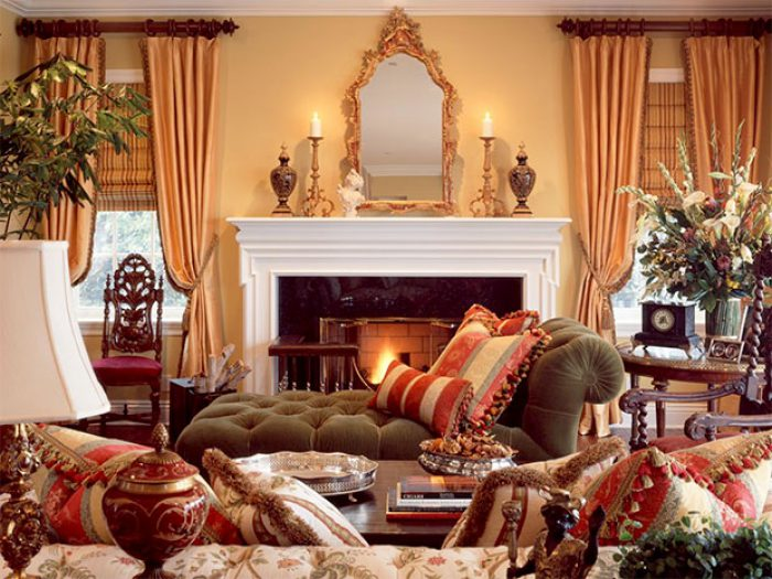 Style Secrets for Traditional Design