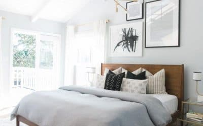 4 Awesome Ways to Create for a Cozy Guest Room